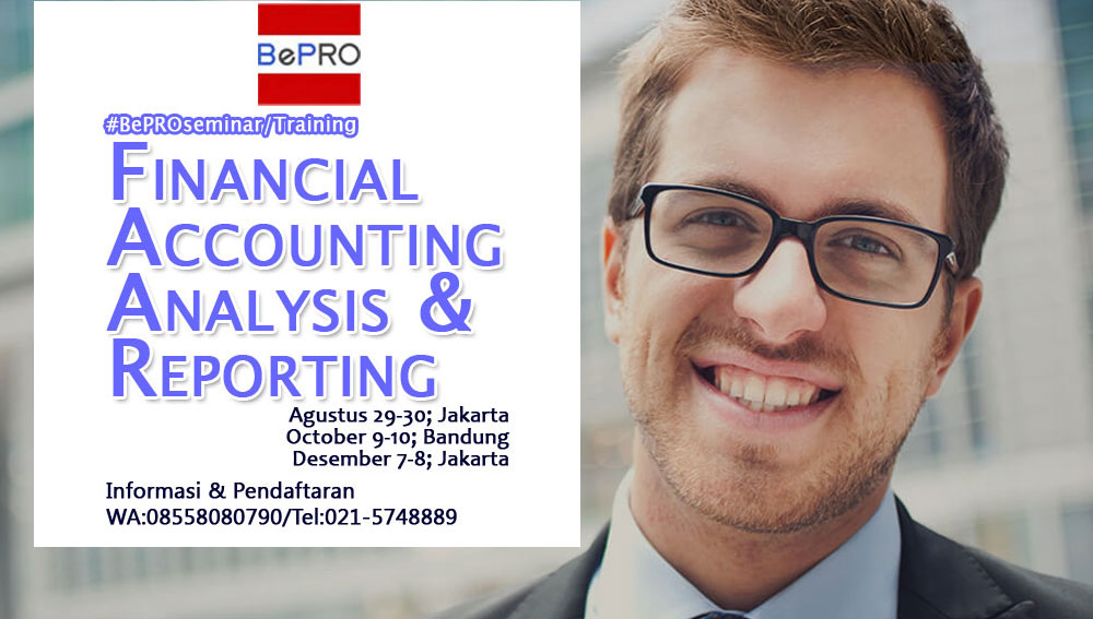 Financial Accounting Analysis & Reporting